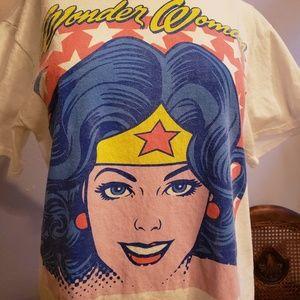 DC Comics Original Tops - DC Comics Original Wonder Woman t-shirt